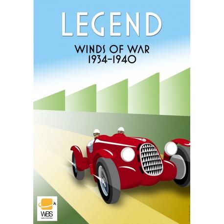 Legend Winds of War + Base Game Bundle