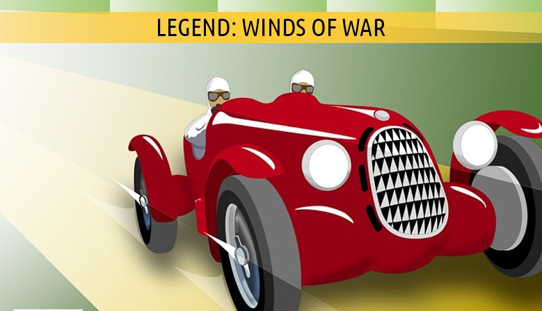 Legend Winds of War